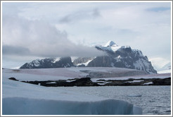 Mountains, Grandidier Channel.