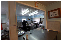 Kitchen, Vernadsky Station.
