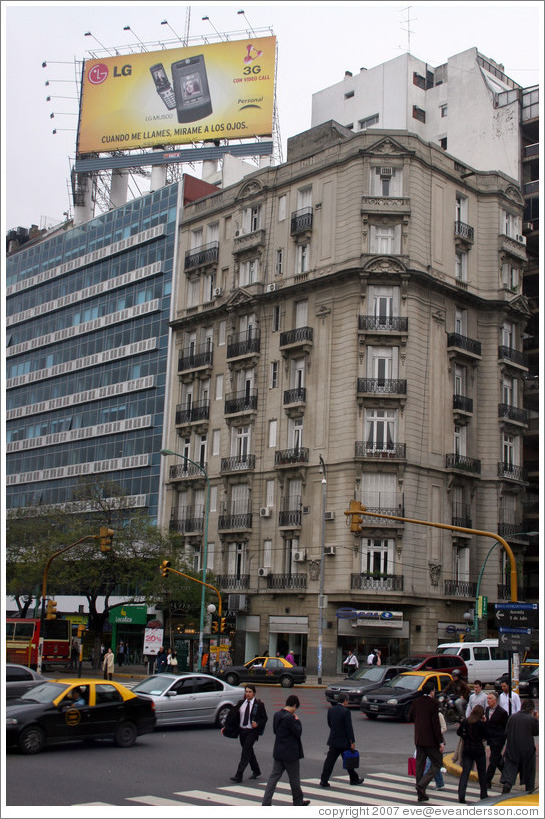 Buildings in the Centro district.