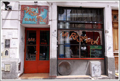 La Resistencia, a bar on Calle Defensa, San Telmo.