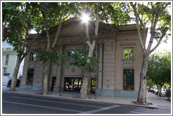 Teatro Independencia, city of Mendoza.