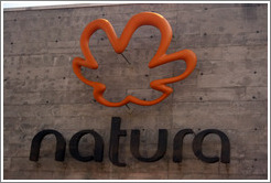 Headquarters of Natura, Brazil's largest cosmetics company.
