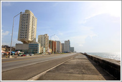 The Malecón.