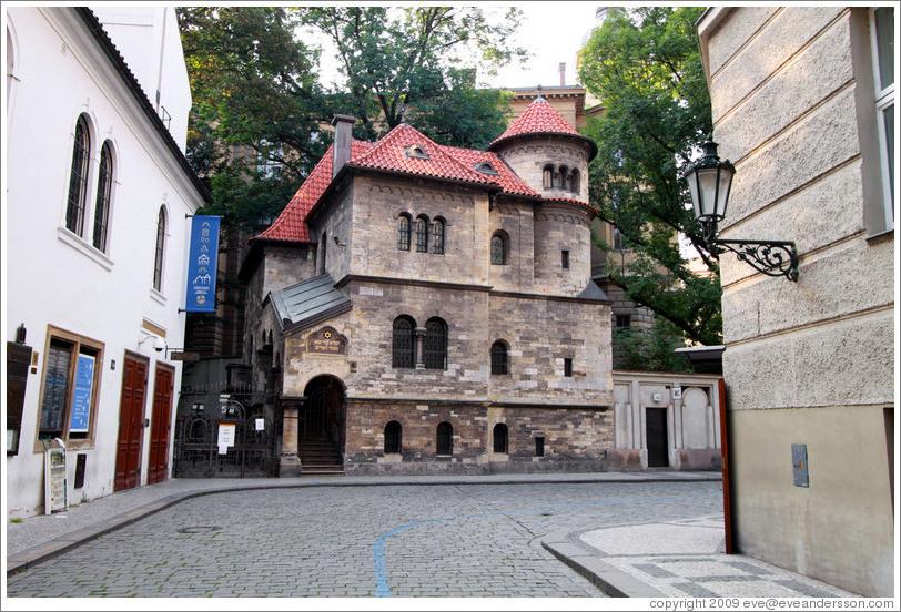 Ceremonial Hall Josefov Photo Id 15474 Prague