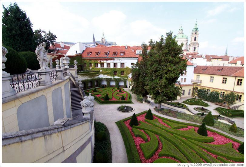 vrtba garden prague czech - photo #3