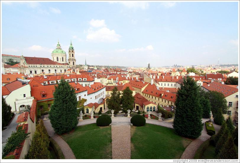 vrtba garden prague czech - photo #7