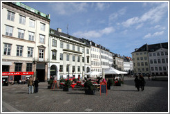 Nytorv (New Square), city centre.