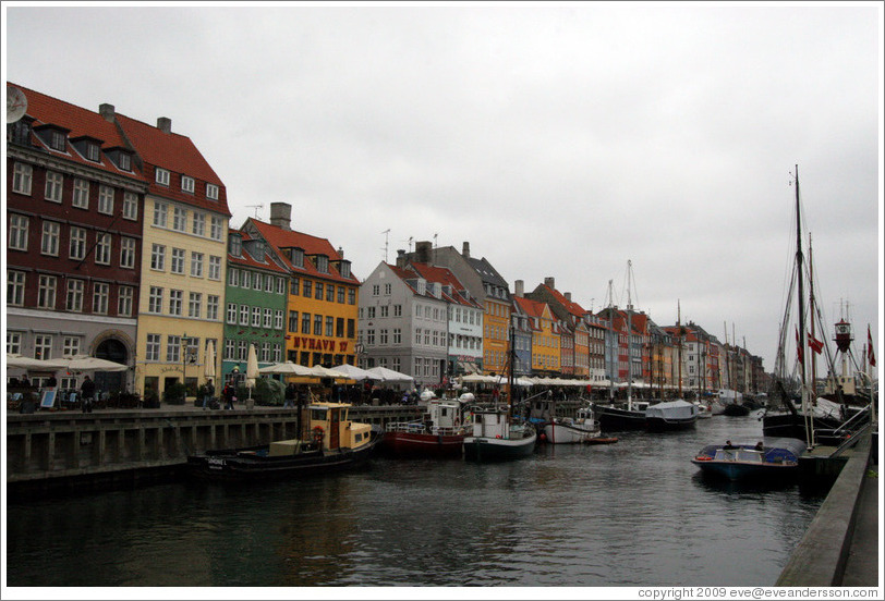 Nyhavn (New Harbor).