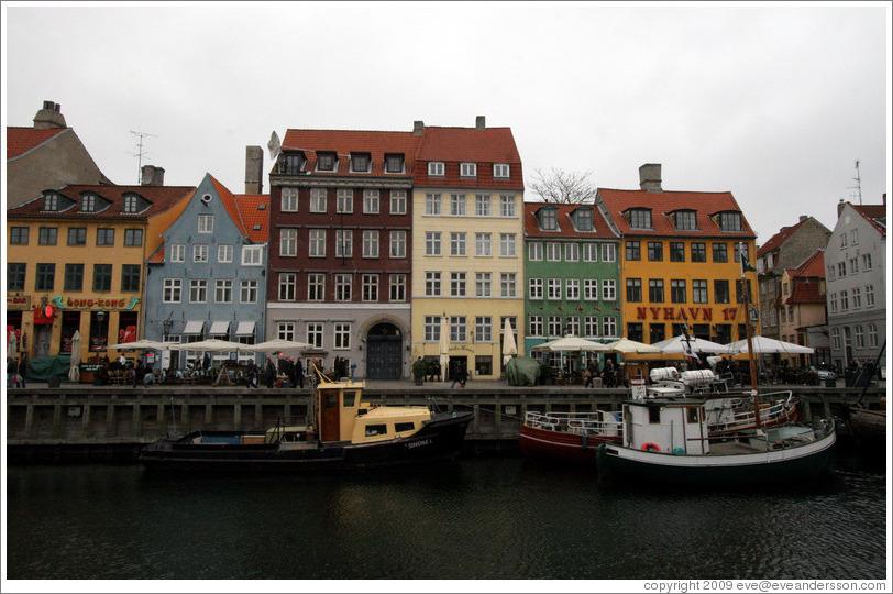 Nyhavn New Harbor Photo Id 14192 Copenhag