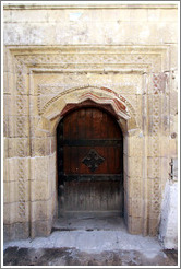 Doorway.  Old Cairo (Masr el Adīma).