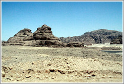 Sinai Desert (beige and grey).