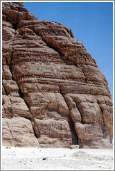 Sinai Desert (eroded rock).
