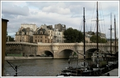 Pont Neuf, viewed from the Left Bank.