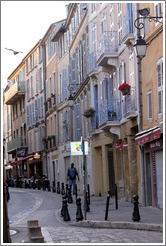 Place S�raphin Gilly.  Old town.