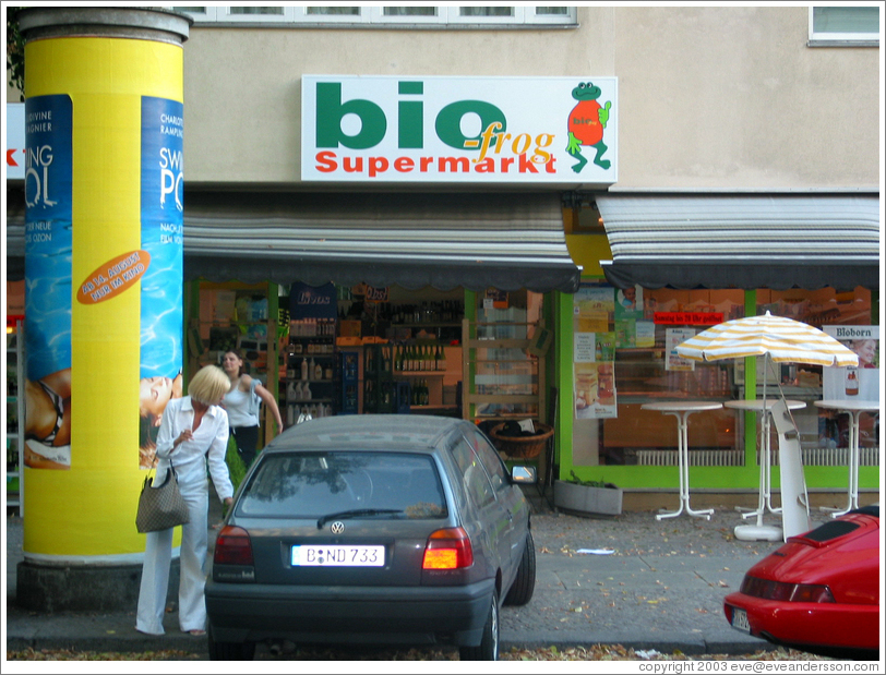 Biologe Berlin