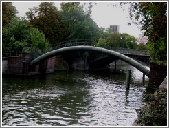 Bridge over Landwehrkanal.