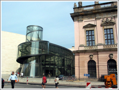 Buildings on Museumsinsel.