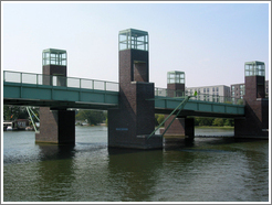 Bridge on the Havel River.