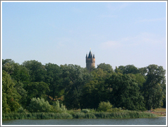 Tower on the Havel River.