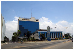 Ghana Commercial Bank, High Street branch.