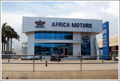 Africa Motors, Ring Road.