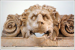 Lion from Tholos.  365-335 BC.  National Archaeological Museum.