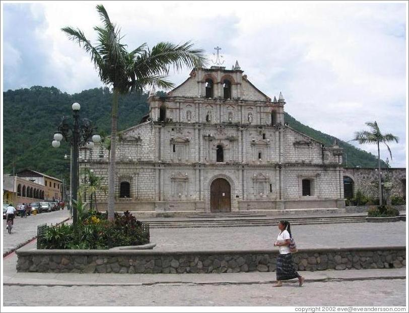 Church, Panajachel.