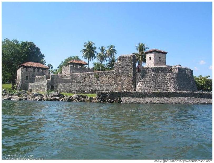 Castillo De San Felipe Photo Id 9883 Riodulce