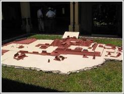 Model of Copán.