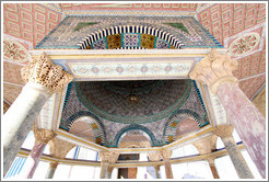 Dome of the Chain, Haram esh-Sharif (Temple Mount).