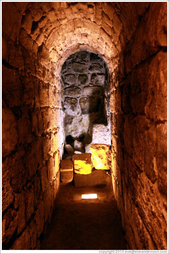 Western Wall Tunnel.