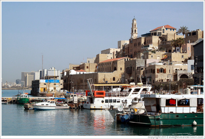 Waterfront, Old Jaffa.