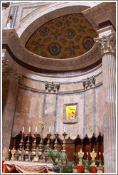 Altar, The Pantheon.