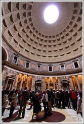 Oculus, The Pantheon.