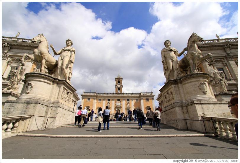 Piazza del Campidoglio...