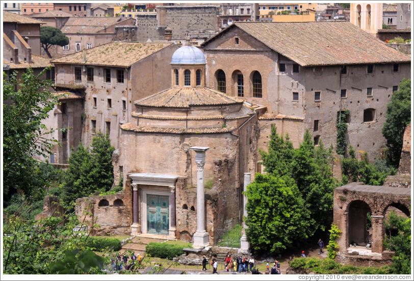 Usm for Tempio di santiago