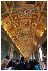 Gallery of Maps, Vatican Museums.