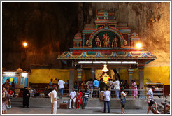 Main Temple, Batu Caves.