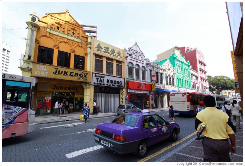 Jalan Petaling Chinatown Photo Id 18092 Kualalum