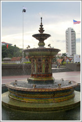 Fountain, Merdeka Square.