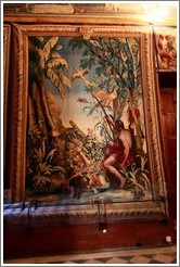 Gobelin Tapestries, State Rooms, Palace of the Grand Master.