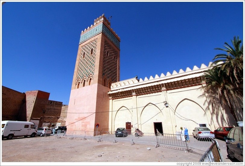 Moulay El Yazid Mosque.