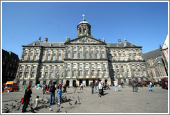Koninklijk Paleis (palace), Dam Square, Centrum district.