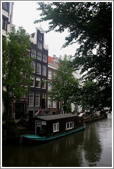Houseboats, Centrum district.