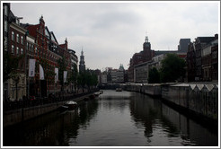 Singel canal, Centrum district.
