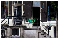Cannabis College on Oudezijds Achterburgwal, Red Light district.