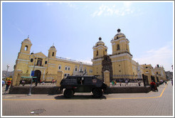Iglesia de San Francisco, Historic Center of Lima.