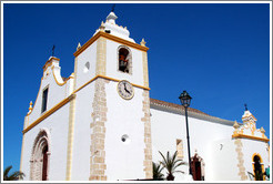 Igreja Matriz (Principal Church of Alvor).
