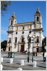 Igreja do Carmo (Carmo Church).