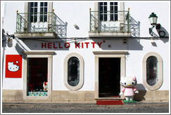 Hello Kitty Store, Rua Ferreira Neto.